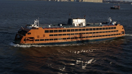 photo credit: Staten Island Ferry via photopin (license)